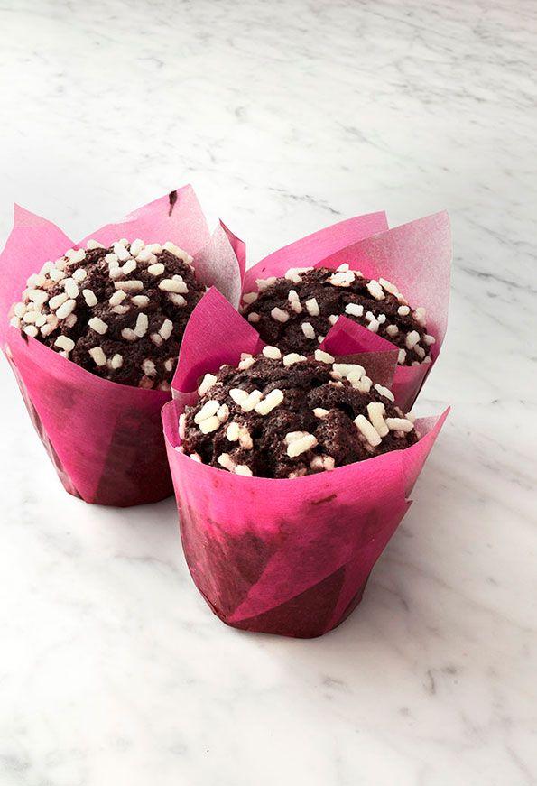 America Bakery - Muffin cioccolato all'arancia