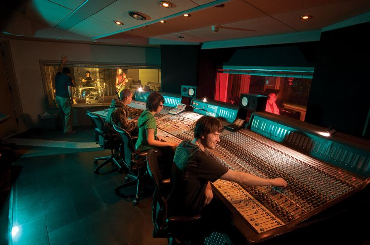 School of Music & Recording