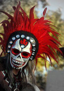 Day of the Dead Festival - Oaxaca, Mexico