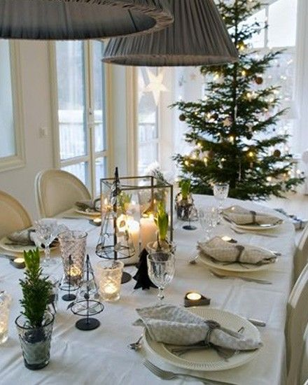 Shake My Blog | Une déco de Noël en blanc et beige