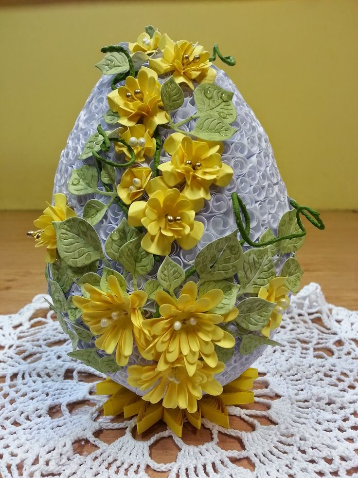 Papierowo zakręcona    : Moje Wielkanocne
