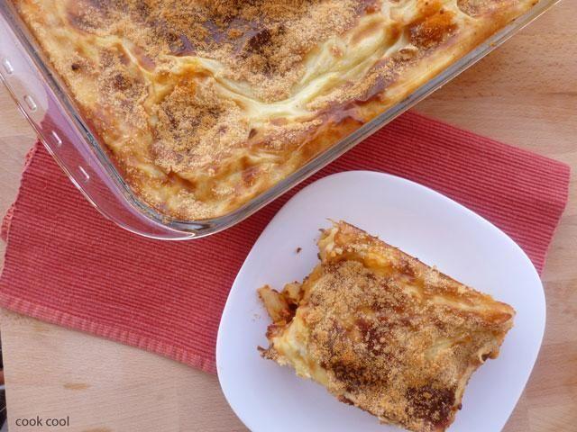 Παστίτσιο με πένες και ελαφριά μπεσαμέλ | cookcool