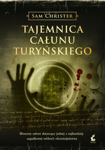Okładka książki Tajemnica Całunu Turyńskiego