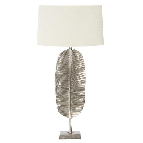 Kahili Leaf Lamp