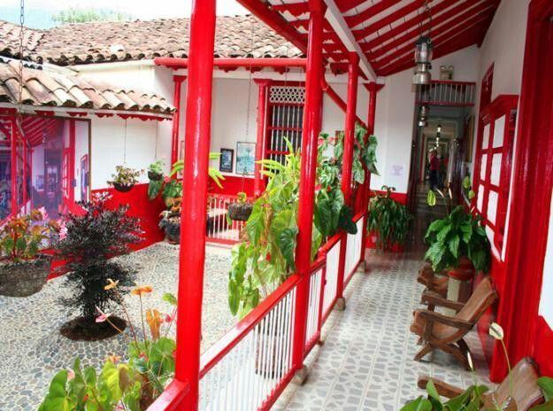Casas Ecoamigables, House, Casa Finca. Casa típica paisa, Colombia