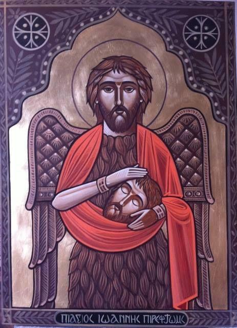 John the Baptist by Dr Stephane Rene
