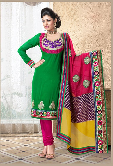 1000  images about Punjabi Suits on Pinterest | Suits, Anushka