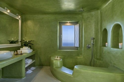 1000 Ideas About Olive Green Bathrooms On Pinterest