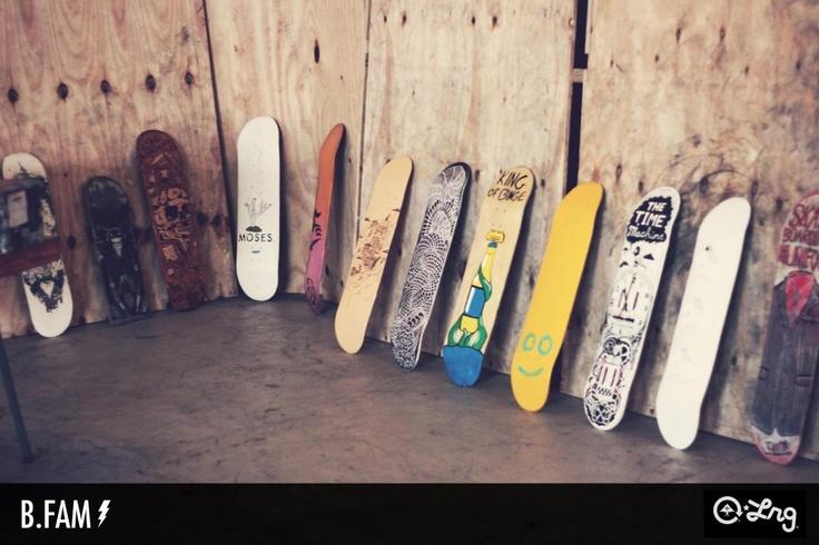 PLANK: A Skate Deck Exhibition