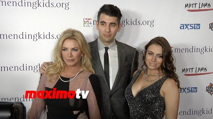 "Shannon Tweed, Sophie Simmons, Nick Simmons Attend Mending Kids ""Rock N'..."