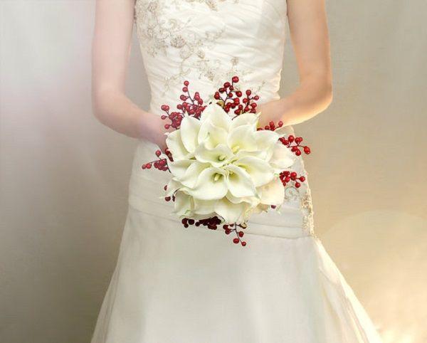 menyasszonyi csokrok menyasszonyi csokor fooldal eskuvo , téli menyasszonyi…