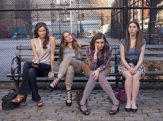 Be Hannah and the #Girls this #Halloween #costumeideas