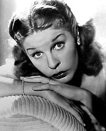 Martha Raye (August 27, 1916 – October 19, 1994) was an American comic actress and standards singer who performed in movies, and later on television. She was honored in 1969 with an Academy Award as the Jean Hersholt Humanitarian Award recipient for her volunteer efforts and services to the troops.