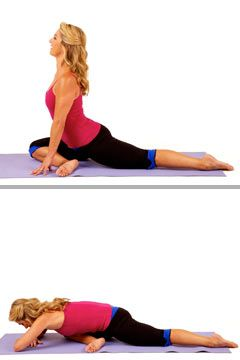 22 best images about hip and leg stretches on pinterest