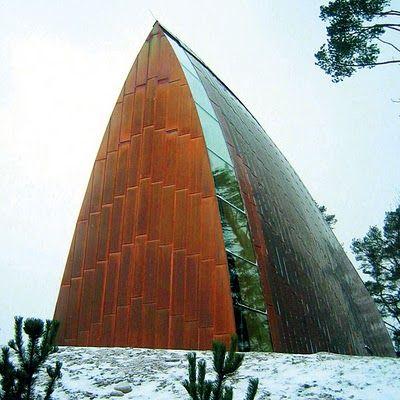 Church in Finland Ekumeeninen taidekappeli