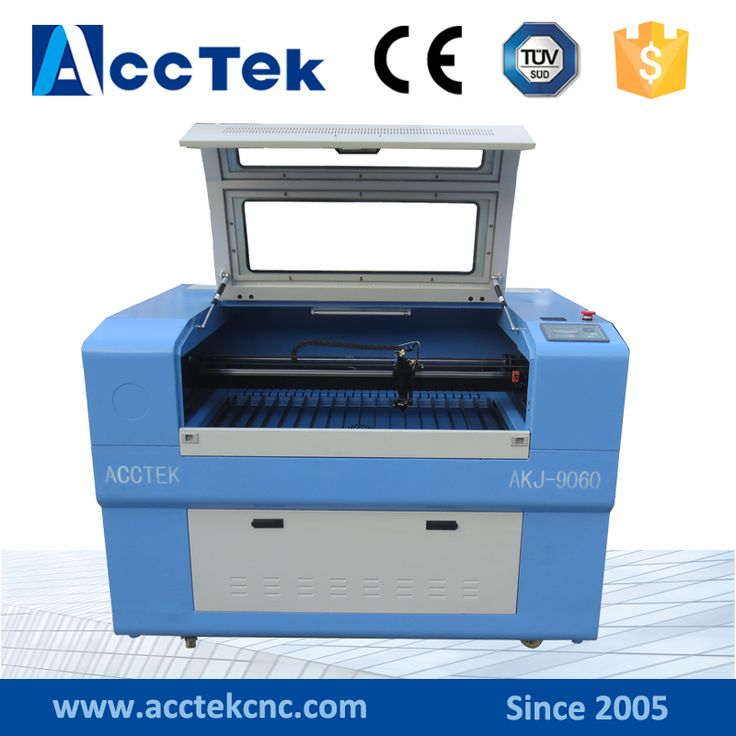 ACCTEK 6090 china cheap laser engraver and cutter 80W #Affiliate