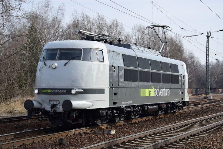 BR 103   Rail Adventure