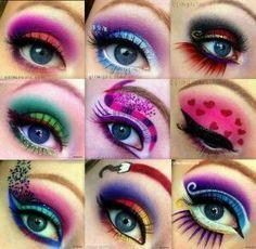 cat aet makeup ideas - Google Search