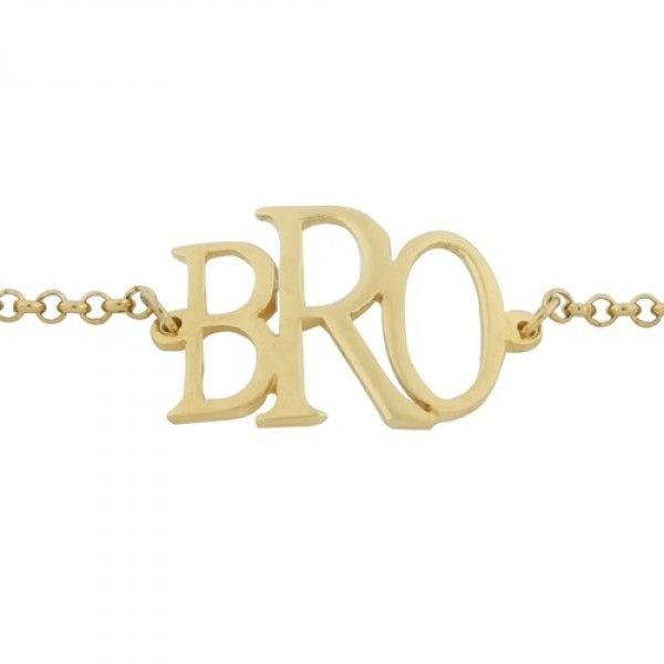 Personalised Bro Rakhi via @giftcart