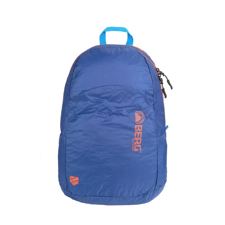 This easily foldable backpack is perfect to join you on journeys where you may need that extra luggage.