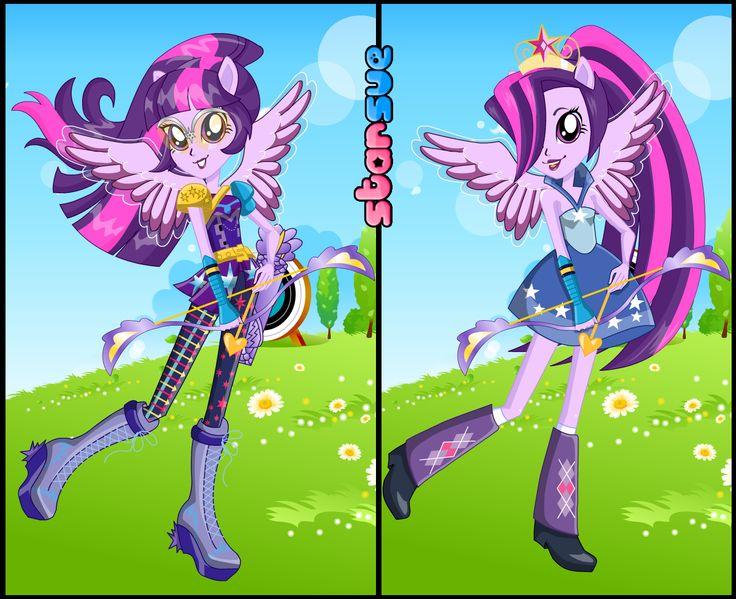 My Little Pony Equestria Girls Reveals Friendship Games