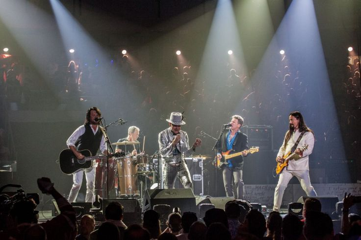 The Tragically Hip performed in front of thousands at K-Rock Centre in Kingston…