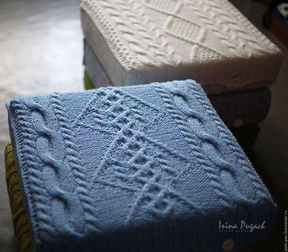 Irina Pugach, напольные подушки, напольные подушки купить, подушки на пол, восточные подушки, подушки напольные большие, вязаная подушка, напольные подушки сидения, подушки для пола, мягкий пол