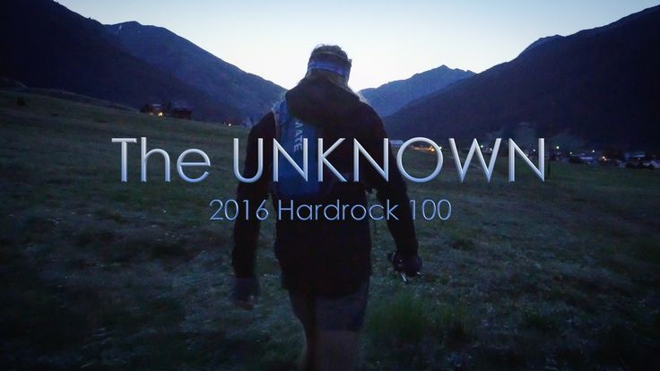 The Unknown   Timothy Olson and the Hardrock 100 (Preview)