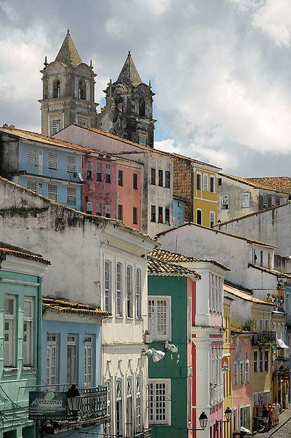 "Bahía  Brasil .................... #GlobeTripper® | https://www.globe-tripper.com | ""Home-made Hospitality"" | http://globe-tripper.tumblr.com/"
