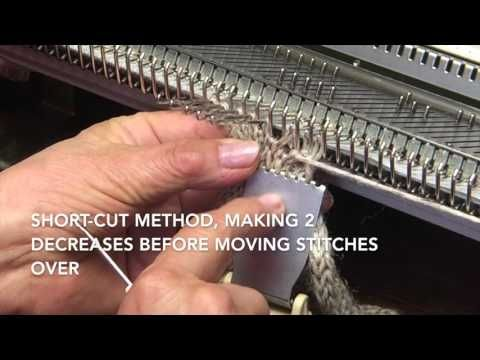 I-Cord Bind Off – Susan Guagliumi