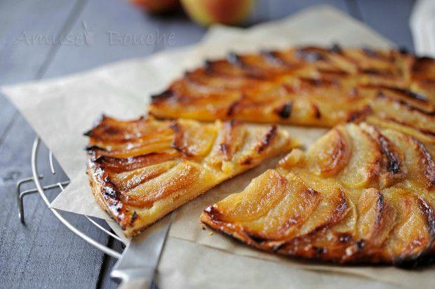 Tarte fine aux pommes (6)