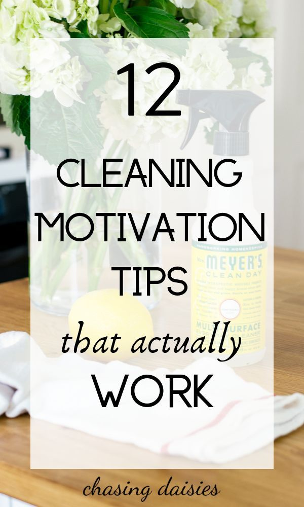 How To Get Motivated To Clean And Declutter 12 Ways To Do It Now Cleaning Motivation Cleaning Hacks Clean House Motivation