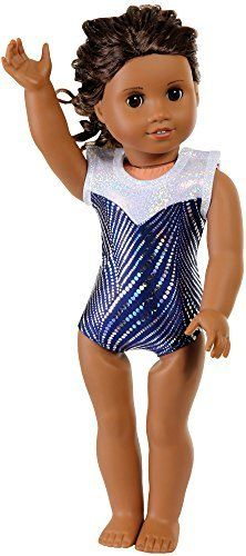 Finesse Doll or Bear Leotard and Scrunchie - Mint, Navy, or Pink by Snowflake Designs, http://www.amazon.com/dp/B01N0ASIQE/ref=cm_sw_r_pi_dp_.25EzbY0056P3