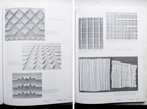 fabric manipulation by Darling Dexter, via Flickr