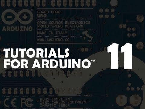Tutorial 09 for Arduino: Wireless Communication - YouTube