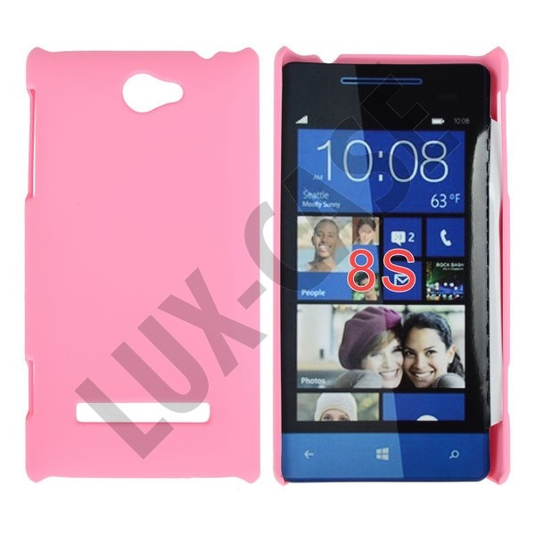 HTC 8S Cover (Lys Pink)