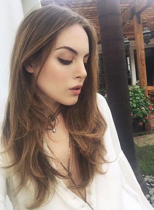 Make-up Schönheit liz