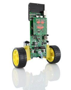 Lil'Bot Is Open Sourced Arduino Compatible Balancin Robot Programmed Like Arduino Uno.