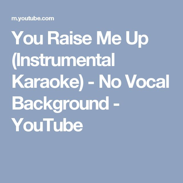 You raise me up karaoke piano bar