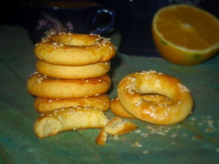 """А в Греции всё есть.. - Да, делайте из еды культ!""""Кулурья"""" (Κουλούρα)-греческое пасхальное апельсиновое печенье"""