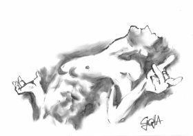 MALE FIGURE by Nicolas GOIA