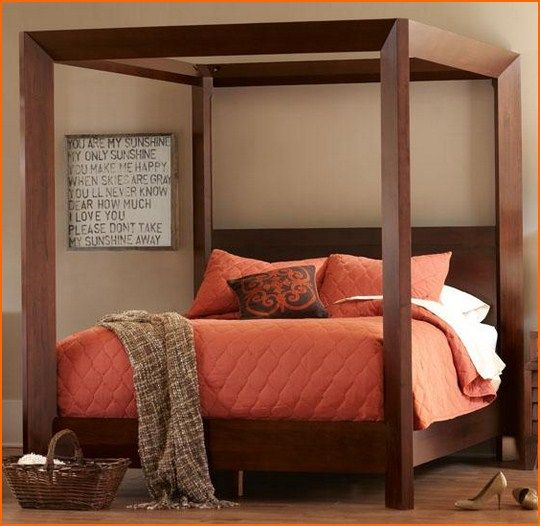 Four Poster Bed Plans Woodworking Woodworking Projects