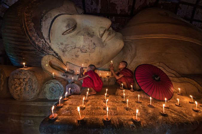 Offering Candle Lights