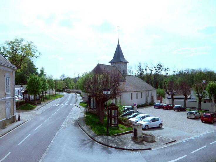 Photo: Place du village