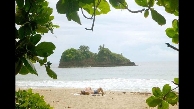FSBO Puerto Viejo Costa Rica – Gorgeous lot 4545.25 m2 (48,924.66382 sq ft / just over 1 acre) located across world class surfing beach, Playa Cocles. Ideal location for tourist business or jungle retreat. Held in an SA (corporation), legally permitted to build on this lot - no restrictions.  50% financing to qualified buyer.   PRICE: $250,000 USD