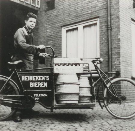 De Lange Melkfiets van Jaco Heeren | transportfiets.net