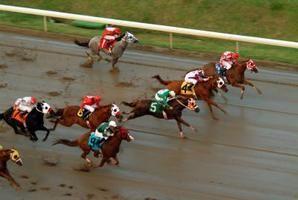 Cómo hacer un juego de mesa de carreras de caballos