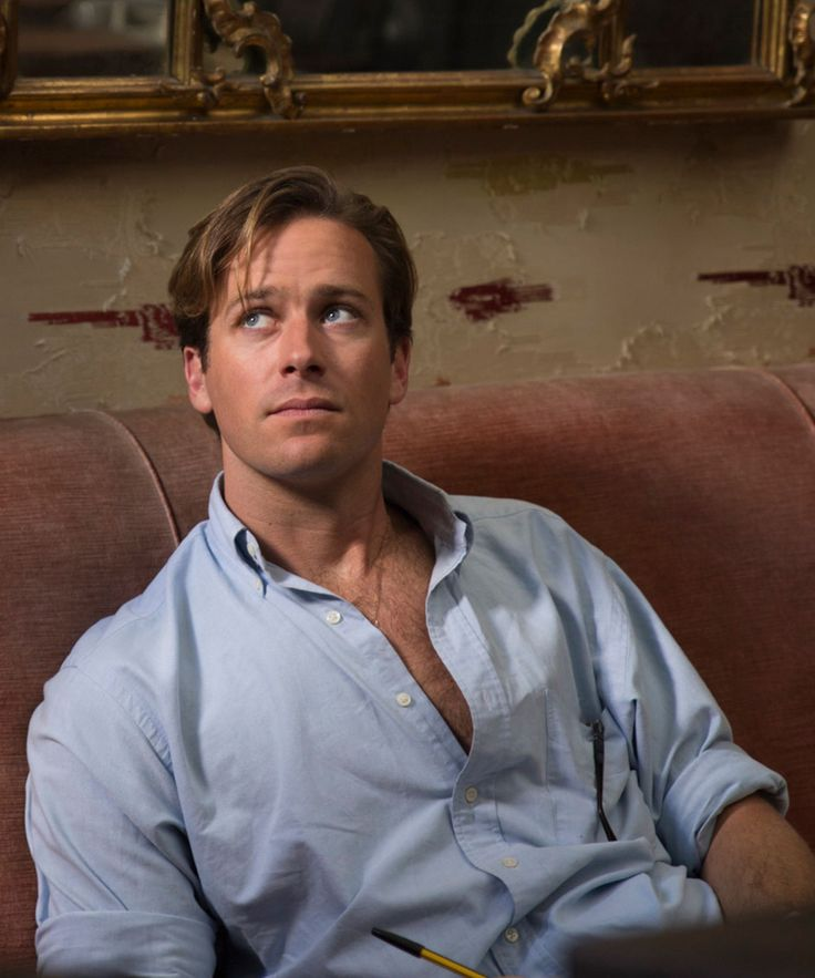 Call Me By Your Name Changed The Way Armie Hammer Will Raise His Kids+#refinery29