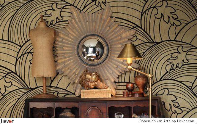 Arte Bohemien - Arte dressoirs & muren & behang -  Liever interieur