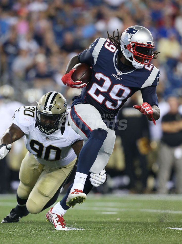 Team photographer, David Silverman, offers his best photos presented by CarMax from the Patriots preseason game against the New Orleans Saints on Thursday, August 11, 2016.
